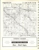 Map Image 009, Olmsted County 1965